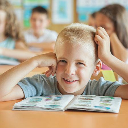 KinderPsy positieve leeromgeving