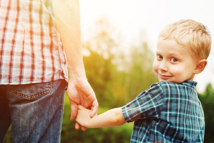 Positief opvoeden: complimenten geven